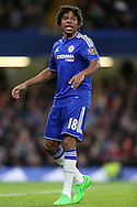 Loic Remy of Chelsea looks on. Barclays Premier league match, Chelsea v AFC Bournemouth at Stamford Bridge in London on Saturday 5th December 2015.<br /> pic by John Patrick Fletcher, Andrew Orchard sports photography.