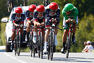 Daniel Martin (IRL - UAE Team Emirates) during the Tour de France 2018, Stage 3, Team Time Trial, Cholet-Cholet (35 km) on July 9th, 2018 - Photo Luca Bettini/ BettiniPhoto / ProSportsImages / DPPI