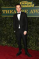 Andrew Scott, London Evening Standard Theatre Awards, Theatre Royal Drury Lane, London UK, 03 December 2017, Photo by Richard Goldschmidt