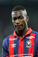 Yann Karamoh of Caen during the Ligue 1 match between SM Caen and Paris Saint Germain at Stade Michel D'Ornano on September 16, 2016 in Caen, France. (Photo by Vincent Michel/Icon Sport)