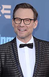 Christian Slater, The 22nd Annual Critics Choice Awards at Barker Hangar (Santa Monica, CA.)