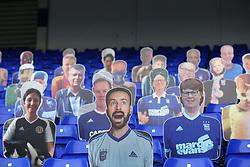 Fan carboard cutouts seen in the stands - Mandatory by-line: Arron Gent/JMP - 26/09/2020 - FOOTBALL - Portman Road - Ipswich, England - Ipswich Town v Rochdale - Sky Bet League One