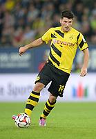 Fotball<br /> Tyskland<br /> 29.08.2014<br /> Foto: Witters/Digitalsport<br /> NORWAY ONLY<br /> <br /> Milos Jojic (Dortmund)<br /> Fussball Bundesliga, FC Augsburg - Borussia Dortmund 2:3