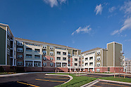 Woodside at Orchard Ridge Apartments by Baltimore Architectural Photographer Jeffrey Sauers