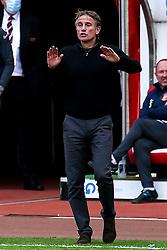 Sunderland manager Phil Parkinson - Mandatory by-line: Robbie Stephenson/JMP - 12/09/2020 - FOOTBALL - Stadium of Light - Sunderland, England - Sunderland v Bristol Rovers - Sky Bet League One