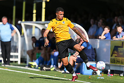 Jonson Clarke-Harris of Bristol Rovers stretches to keep the ball in play - Mandatory by-line: Arron Gent/JMP - 21/09/2019 - FOOTBALL - Cherry Red Records Stadium - Kingston upon Thames, England - AFC Wimbledon v Bristol Rovers - Sky Bet League One