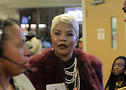 NEW YORK, NY-NOVEMBER 18: Fashion Stylist Misa Hylton attends the 5th Annual W.E.E.N Awards held at the The Schomburg Center for Research in Black Culture on November 18, 2015 in Harlem, New York City.  (Photo by Terrence Jennings/terrencejennings.com)