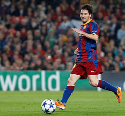 03-05-2011 VOETBAL: SEMI FINAL CL  FC BARCELONA - REAL MADRID: BARCELONA<br /> Lionel Messi<br /> *** NETHERLANDS ONLY***<br /> ©2011-FH.nl- EXPA/ Alterphotos/ Acero