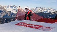 Snowboard<br /> FIS World Cup<br /> Foto: Gepa/Digitalsport<br /> NORWAY ONLY<br /> <br /> MONTAFON,AUSTRIA,12.DEC.15 - SNOWBOARD - FIS World Cup, Snowboard cross, men, finals. Image shows Stian Sivertzen (NOR) riding down after his crash.