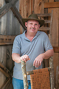 Mark Newberry 5th generation chair maker