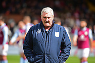 during the EFL Sky Bet Championship match between Fulham and Aston Villa at Craven Cottage, London, England on 17 April 2017. Photo by Jon Bromley.