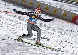 30.12.2011, Schattenbergschanze / Erdinger Arena, GER, Vierschanzentournee, FIS Weldcup, Wettkampf, Ski Springen, im Bild Matti Hautamaeki (FIN) // Matti Hautamaeki of Finland during the competition of FIS World Cup Ski Jumping in Oberstdorf, Germany on 2011/12/30. EXPA Pictures © 2011, PhotoCredit: EXPA/ P.Rinderer