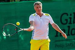 during Tennis tournament of Slovenian Recreational players, on August 16, 2020 in SC Marina, Portoroz / Portorose, Slovenia. Photo by Vid Ponikvar / Sportida