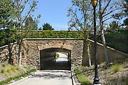 Jeffrey Open Space Trail Long Meadow Underpass