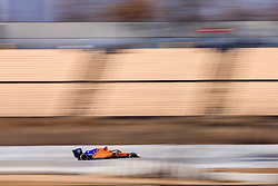 February 19, 2019 - Montmelo, BARCELONA, Spain - Lando Norris from Great Britain with 04 Mclaren F1 Team - Renault MCL34 in action during the Formula 1 2019 Pre-Season Tests at Circuit de Barcelona - Catalunya in Montmelo, Spain on February 19. (Credit Image: © AFP7 via ZUMA Wire)