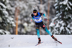 March 9, 2019 - –Stersund, Sweden - 190309 Martin Fourcade of France competes in the Men's 10 KM sprint during the IBU World Championships Biathlon on March 9, 2019 in Östersund..Photo: Petter Arvidson / BILDBYRÃ…N / kod PA / 92252 (Credit Image: © Petter Arvidson/Bildbyran via ZUMA Press)