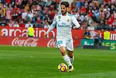 Real Madrid v Girona - 29 October 2017