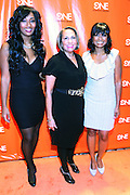 2 February 2011-New York, NY- l to r: Tocarra, Cathy Hughes and Tatyana Ali at TV One 2011 Programming Presentation Luncheon held at Cipriani 42nd Street on February 2, 2011 in New York City. Photo Credit: Terrence Jennings/Retna, Ltd