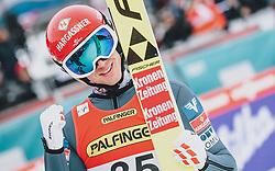 16.02.2020, Kulm, Bad Mitterndorf, AUT, FIS Ski Flug Weltcup, Kulm, Herren, im Bild Philipp Aschenwald (AUT) // Philipp Aschenwald of Austria during the men's FIS Ski Flying World Cup at the Kulm in Bad Mitterndorf, Austria on 2020/02/16. EXPA Pictures © 2020, PhotoCredit: EXPA/ JFK