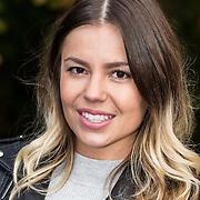 NLD/Hilversum/20161108 - Wie is de Mol 2017 perspresentatie, Vlogster Yvonne Coldeweijer
