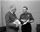 1968 - Presentation of booklet by National Savings Committee to the Catholic Boy Scouts of Ireland