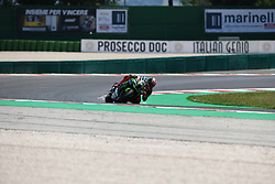 July 8, 2018 - Misano, Italy, Italy - 66 Tom Sykes GBR Kawasaki ZX-10RR Kawasaki Racing Team WorldSBK during the Motul FIM Superbike Championship - Italian Round  Sunday race during the World Superbikes - Circuit PIRELLI Riviera di Rimini Round, 6 - 8 July 2018 on Misano, Italy. (Credit Image: © Fabio Averna/NurPhoto via ZUMA Press)