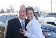 12/7/09 - 11:18:29 AM - FORTESCUE, NJ: Diana & Ken - December 7, 2009 - Fortescue, New Jersey. (Photo by William Thomas Cain/cainimages.com)