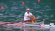 Atlanta, United States of America. Silver Medalist: CAN W1X. Silken LAUMANN, 1996 Olympic Regatta, Lake Lanier, Gainsville. Georgia. [Mandatory Credit: Peter Spurrier: Intersport Images]