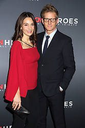 December 9, 2018 - New York City, New York, U.S. - ANNIE PARISSE and PAUL SPARKS attend the 12th Annual CNN Heroes: An All-Star Tribute held at the American Museum of National History. (Credit Image: © Nancy Kaszerman/ZUMA Wire)