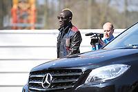 Mamadou Sakho  - 23.03.2015 -Equipe de France - Arrivee des joueurs a Clairefontaine<br />Photo : Andre Ferreira / Icon Sport