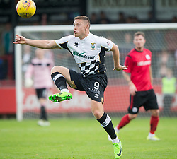Inverness Caledonian Thistle's John Baird. Brechin City 0 v 4 Inverness Caledonian Thistle, Scottish Championship game played 26/8/2017 at Brechin City's home ground Glebe Park.