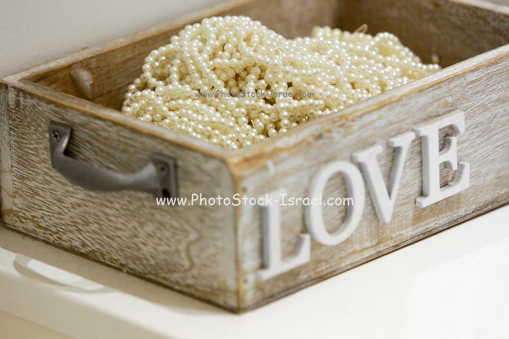 Jewellery Box with love