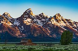 Jackson Hole, Wyoming Portrait