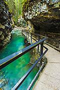 Johnston Canyon trail, Banff National Park, Alberta, Canada