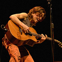 Ani Difranco performing live at the Lowry Theatre, Manchester, 2011-01-25