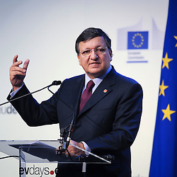 26 November 2013 - Belgium - Brussels - European Development Days - EDD - A vision for the post-2015 agenda - José Manuel Barroso - President of the European Commission © European Union
