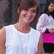 NLD/Amsterdam/20130714 - AFW 2013 Zomer, modeshow Tony Cohen inloop, Ingrid Simons