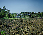 A view of the community fields of Rio Onor