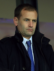 """FA Technical Director Dan Ashworth during the Premier League match at The Hawthorns, West Bromwich. PRESS ASSOCIATION Photo. Picture date: Saturday September 30, 2017. See PA story SOCCER West Brom. Photo credit should read: Mike Egerton/PA Wire. RESTRICTIONS: EDITORIAL USE ONLY No use with unauthorised audio, video, data, fixture lists, club/league logos or """"live"""" services. Online in-match use limited to 75 images, no video emulation. No use in betting, games or single club/league/player publications"""