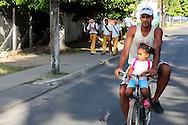 Bicycle in Pinar del Rio, Cuba.