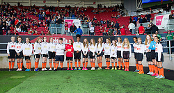 Players from Portishead Town FC at Ashton Gate Stadium for Bristol City v Nottingham Forest - Mandatory by-line: Paul Knight/JMP - 01/10/2016 - FOOTBALL - Ashton Gate Stadium - Bristol, England - Bristol City v Nottingham Forest - Sky Bet Championship
