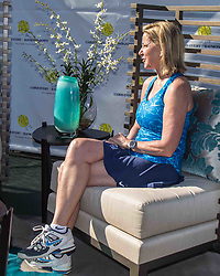 November 3, 2017 - Boca Raton, Florida, US - Tennis legend CHRIS EVERT, at the Boca Raton Resort & Club, prior to the 2017 Chris Evert/ Raymond James Pro Celebrity Tennis Classic. Chris Evert Charities has raised more than $23 million in an ongoing campaign for Florida's most at-risk children. (Credit Image: © Arnold Drapkin via ZUMA Wire)