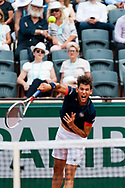 Dominic Thiem (aut) during the Roland Garros French Tennis Open 2018, day 8, on June 3, 2018, at the Roland Garros Stadium in Paris, France - Photo Pierre Charlier / ProSportsImages / DPPI