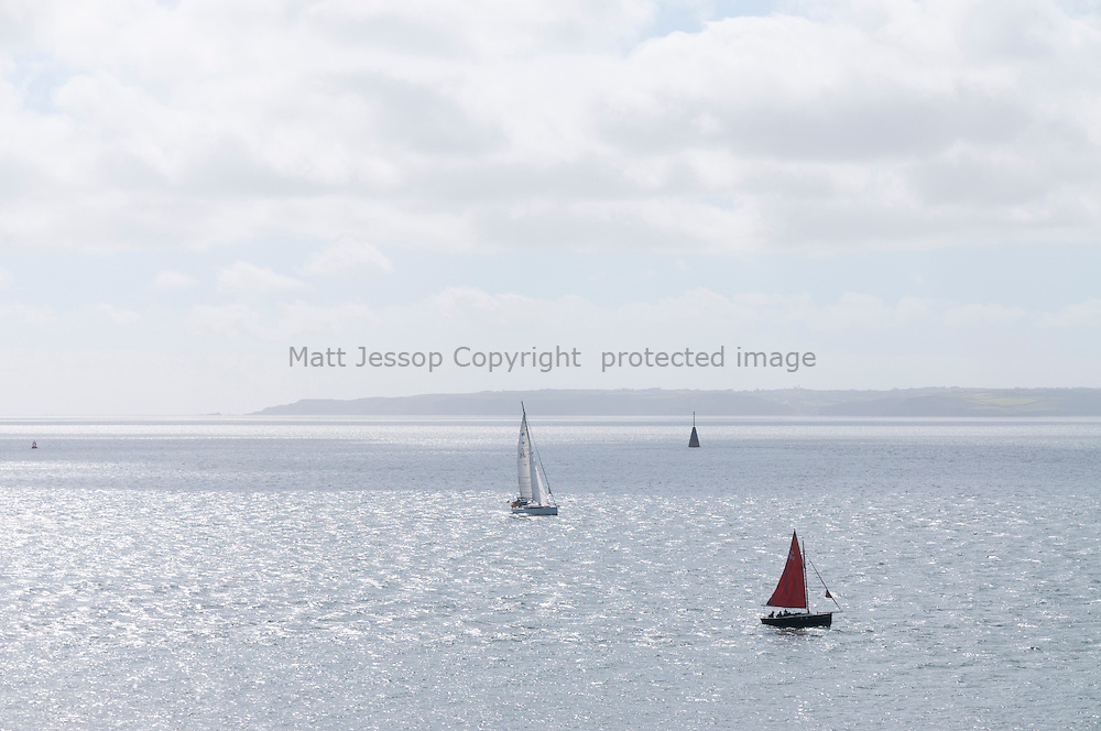 View from St Mawes