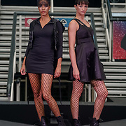Business Design Centre,London, England, UK. 3rd September 2017. Londonedge 2017 exhibition, modern, vintages, punk and rock, jewellery and fashion show.
