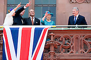 QUEEN ELIZABETH II STATE VISIT TO GERMANY  DAY 2