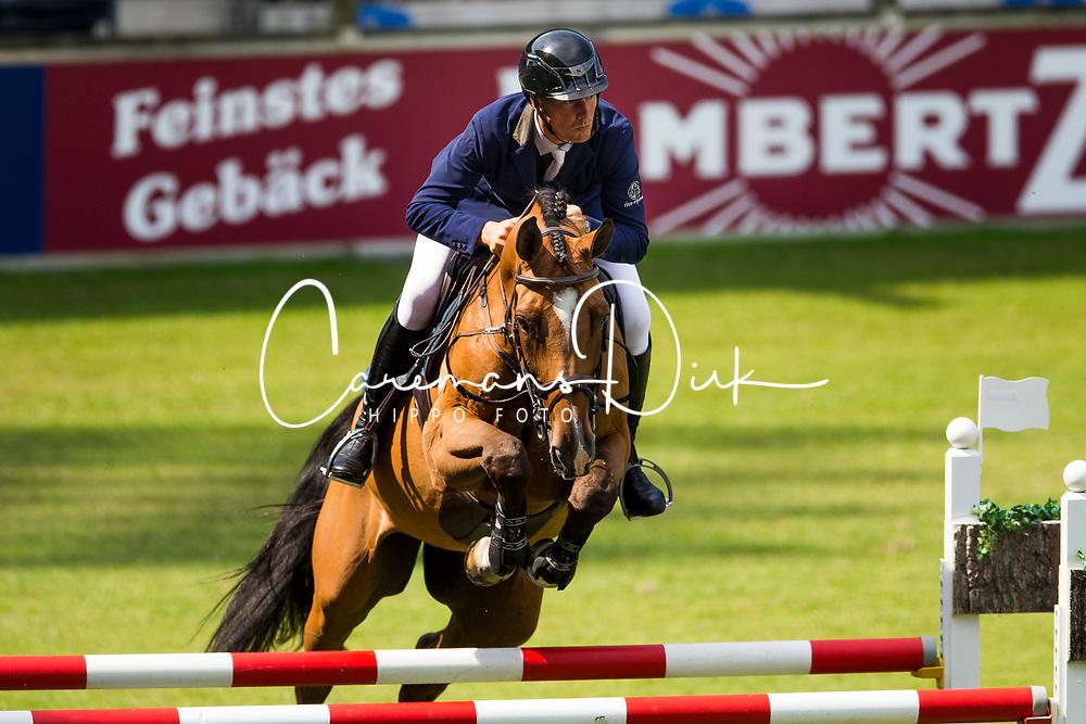 Jufer Alain, SUI, Casinjo Ex Z<br /> Aachen 2018<br /> © Hippo Foto - Sharon Vandeput<br /> 20/07/18