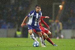 November 6, 2018 - Porto, Porto, Portugal - Porto's Spanish midfielder Oliver Torres in action during the UEFA Champions League, match between FC Porto and FC Lokomotiv Moscow, at Dragao Stadium in Porto on November 6, 2018 in Porto, Portugal. (Credit Image: © Dpi/NurPhoto via ZUMA Press)