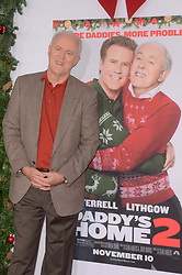 """""""Daddy's Home 2"""" Los Angeles Premiere, Village Theater. 05 Nov 2017 Pictured: John Lithgow. Photo credit: David Edwards / MEGA TheMegaAgency.com +1 888 505 6342"""