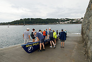 St Peter's Port, Guernsey, CHANNEL ISLANDS,  Friday, Practice Day, 2006 FISA Coastal Rowing  Challenge, 01/09/2006.  Photo  Peter Spurrier, © Intersport Images,